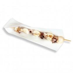 Sachet open pack blanc 22 cm