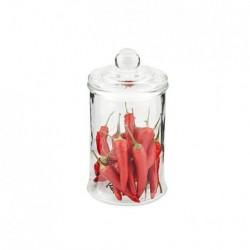 Pot pour stocker cylindrique 650 ML