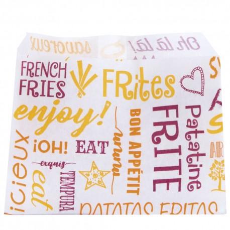 Sachets frites (x1000)