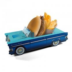 Boite menu enfant Cadillac panachés par 800