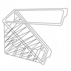 Boîte sandwich - Triangulaire