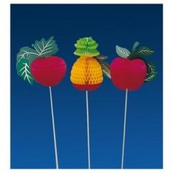 Décors glaces - Fruits