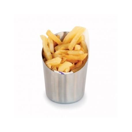 Pots à frites Tronqués - Inox