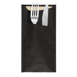 Sachet Couverts Serviette Kraft