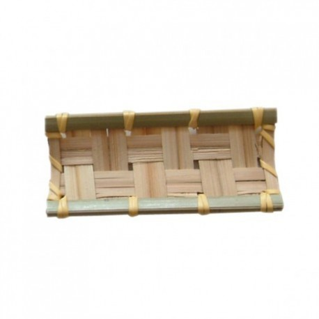 Mini Tuile Bambou Tressée