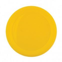 Assiettes couleurs extra rigides Plastique (x500) - taille : 26 cm