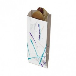 sachet hot dog en aluminium