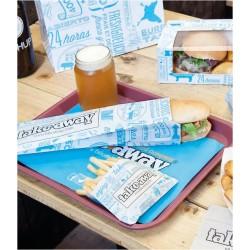 Sachet Sandwich Ingraissable personnalisés