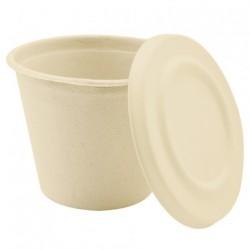 Couvercle Canne à Sucre pour gobelet 425 ml (x600)