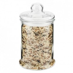 Pot pour stocker cylindrique 2755 ML