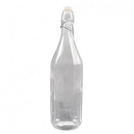 Bouteille en verre 1000 ml (x11)