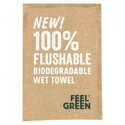 Rince Doigts Biodégradable Feel Green