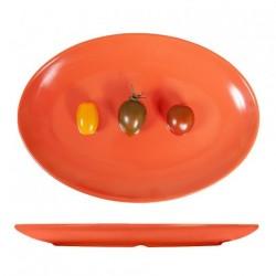 Assiettes Ovales colorées