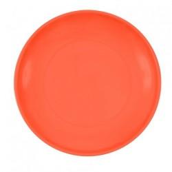 Assiettes rondes colorées 23cm
