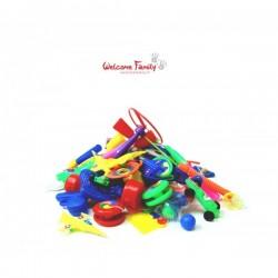 Kit 100 jouets/ gadgets