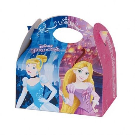 Boîte menu enfant Princesses Disney
