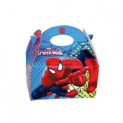 Boîte menu enfant Spiderman