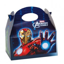Boîte menu enfant Avengers