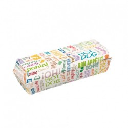 Boîte Panini Parole (x300) - Taille : 26 x 12 x 7 cm