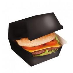 Boîte Burger Noire (x600)