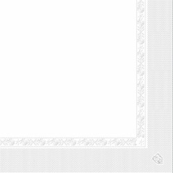 Serviettes Ecolabel Tissue 20x20 cm (x4800)