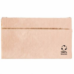 Serviette 1 pli Feel Green  (x4800) - Taille : 33 x 33 cm