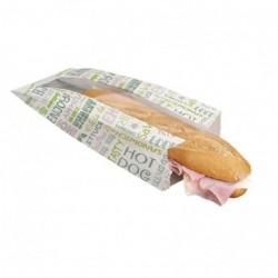 Sachet Sandwich avec Fenêtre Parole (x250)