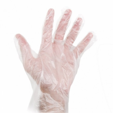 Gants transparent (x100)