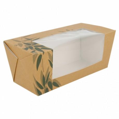 Boîtes Sandwiches petite baguette (x300)