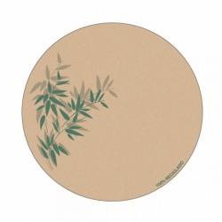 Dessous de verre Feel Green (x6000) - Taille : ø 9cm