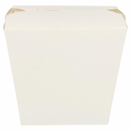 Pot carré en carton avec fermeture croisillon sans anses (x450)