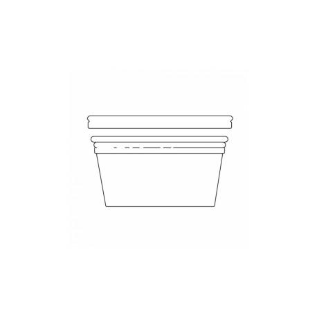 Pot en plastique (x250)