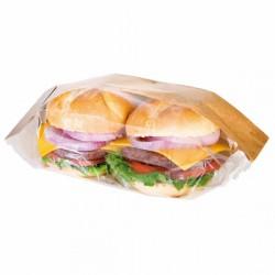 Sachet sandwich avec fenêtre  (x250)