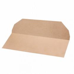 Plateau en carton pour sachet à sandwich (x250)