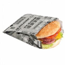 Sachet aluminium pour sandwich (x500)