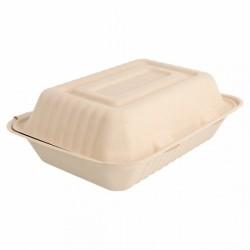 Boîte Canne à sucre rectangulaire Médium (x200) - Taille : 1000 ml