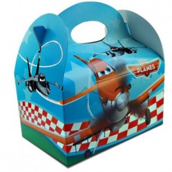 Boîte menu enfant Planes (x72)