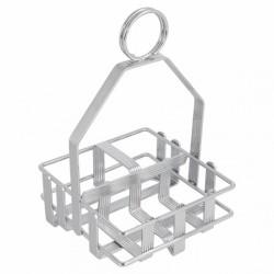 Rack pour condiments (x1) accessoire de service de table pour les CHR
