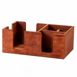 Grande boîte de service de table (x20)