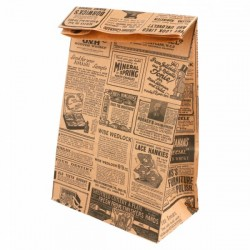 Sacs sos sans anses 'TIMES' 80 G/M2 (x1000)