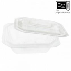 Boîte Plastique pour micro-ondes (x600)
