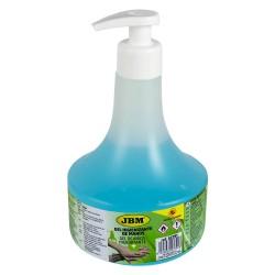 Gels pompe hydroalcoolique
