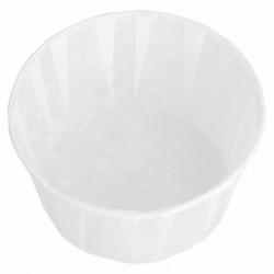 Pots papier plissé à sauce (x250)
