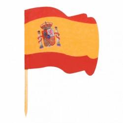 """Petits drapeaux """"espagne"""" (x144)"""