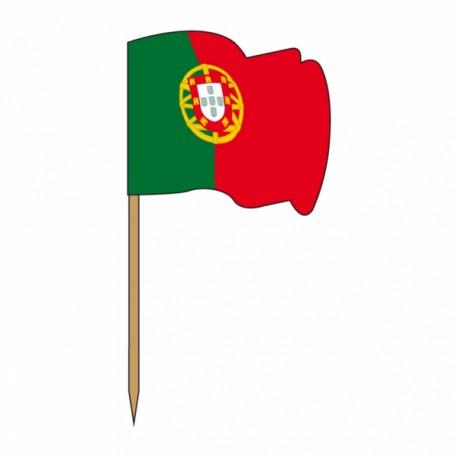 "Petits drapeaux ""portugal"""