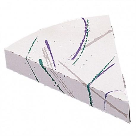 "Emballages triangulaire - Pizza ""PAROLE"""