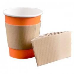 Bagues isolantes pour gobelets