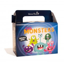 Lunchbox monstre menu enfant