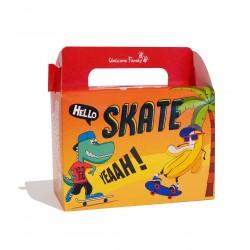 Boite menu enfant Skate