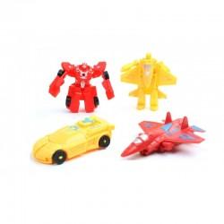 Figurine Robot transformers jouet offre menu enfant